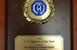 2018 Optimist of the Year